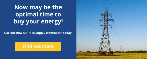 New Utilities Supply Framework